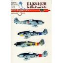JG 1, JG54 & JG301 Fw 190A-8's and A-9's