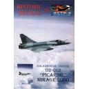 Mirage 2000 Escadron De Chasse 02-012 PICARDIE