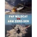 F4F Wildcat vs A6M Zero-sen - Pacific Theater 1942