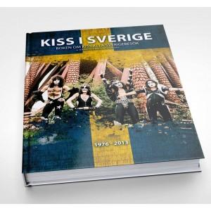 KISS i Sverige 1976-2013
