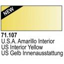 107 US Interior Yellow