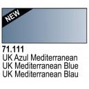111 UK Mediterranean Blue