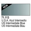 113 US Intermediate Blue