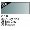 114 US Blue Grey