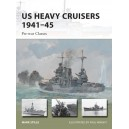 US Heavy Cruisers 1941–45 – Pre-war Classes