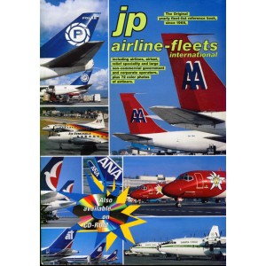 JP Airline Fleets International 98-99