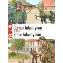 German Infantryman Versus British Infantryman