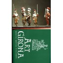 Swiss Guard Flag Swearing Diorama - inkl basplatta, 5 figurer