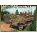 Sd.Kfz. 251/7 Ausf. D - 3 in 1