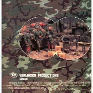 Verlinden Productions Catalog No 4 1988