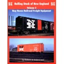 Rolling Stock of New England Volume 2