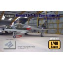 Hawke Hunter F.1/2/3/4 Conversion set