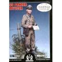 SS Panzer Officer