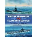 British Submarine vs Italian Torpedo Boat Mediterranean 1940–43