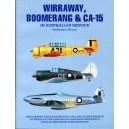 Wirraway, Boomerang and Ca-15 in Australian Service