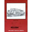 Bellona Military Vehicle Prints - Series 4