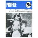 Caproni Reggiane Re 2001 Falco II, Re 2002 Ariete & Re 2005 Sagittario