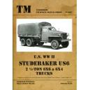 Studebaker US6 - 2 ½-ton 6x6 & 6x4 Trucks