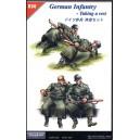 German Infantry - Taking a rest