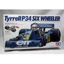 Tyrrell P34 Six Wheeler