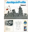 Warships in Profile Volume 3