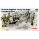 Soviet-Afghan War 1978-1988 - Soviet Sappers