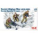 Soviet-Afghan War 1978-1988 - Soviet Special Troops