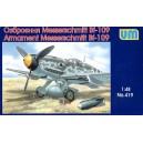 Armament Messerschmitt Bf-109