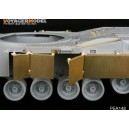 Photo Etched set for M1A1 & M1A2 Abrams Side Skirts