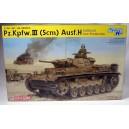 Pz.Kpfw. III 5cm Ausf. H