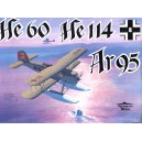 Heinkel 60, Heinkel 115, Urado 95