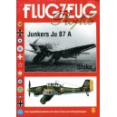 Flugzeug Profile Junkers Ju 87 A Stuka
