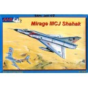 Mirage IIICJ Shahak