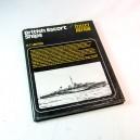 British escort ships