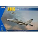 AMX International A11 Ghibli A-1 Ground Attack Aircraft - Brazil & Italy