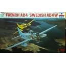 French AD4/Swedish AD4W