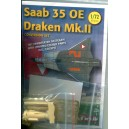 Saab 35 OE Draken Mk.II Conversion set