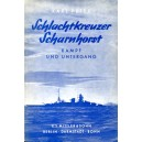 Schlachtkreuzer Scharnhorst. Kampf und Untergang