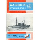 Warships of World War II: Auxiliary Support Vessels