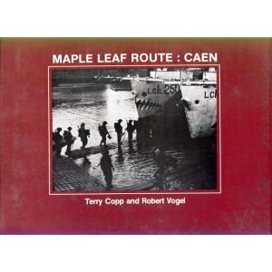 Maple Leaf Route: Caen