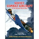 Soviet Combat Aircraft of the Second World War, Vol. 1: Single-Engined Fighters