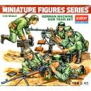 German Machine Gun Team Set