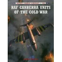 RAF Canberra Units of the Cold War