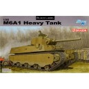 M6A1 Heavy Tank (Black Label Series)