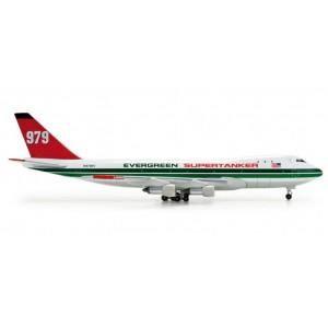 Evergreen Supertanker Boeing 747-100
