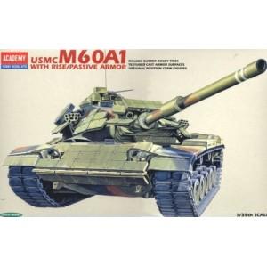 USMC M60-A1 with Rise Passive Armor