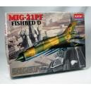 Mig-21PF Fishbed D