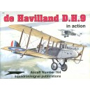 de Havilland D.H.9 in action
