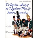 The Russian Army of the Napoleonic Wars 1 - Infantry 1799-1814