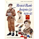 British battle insignia 2 - 1939-45